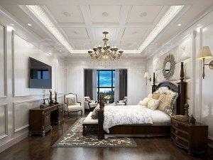 派格森集成顶墙 卧室顶墙设计效果图