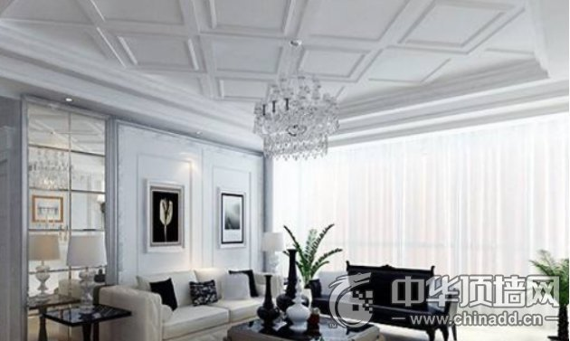 吊顶灯装置方法