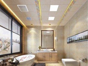 美尔凯特地中海风情系列卫浴吊顶装修效果图
