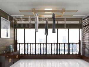 来斯奥现代简约风格集成吊顶装修效果图