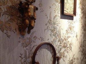 欣欣墙纸图片 复古风格墙纸装修效果图