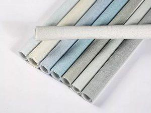 沃莱菲壁纸壁布彩色系产品装修效果图