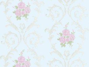爱丽莎壁纸图片 四季牧歌墙纸产品展示