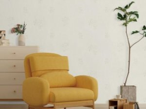 孚太壁布壁纸图片 现代轻奢风格壁纸效果图