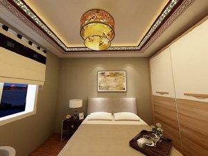 锦尚天和集成吊顶中式风格-次卧装修效果图