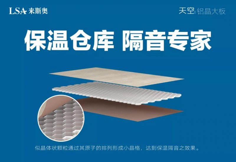 来斯奥铝晶大板产品及装修效果图