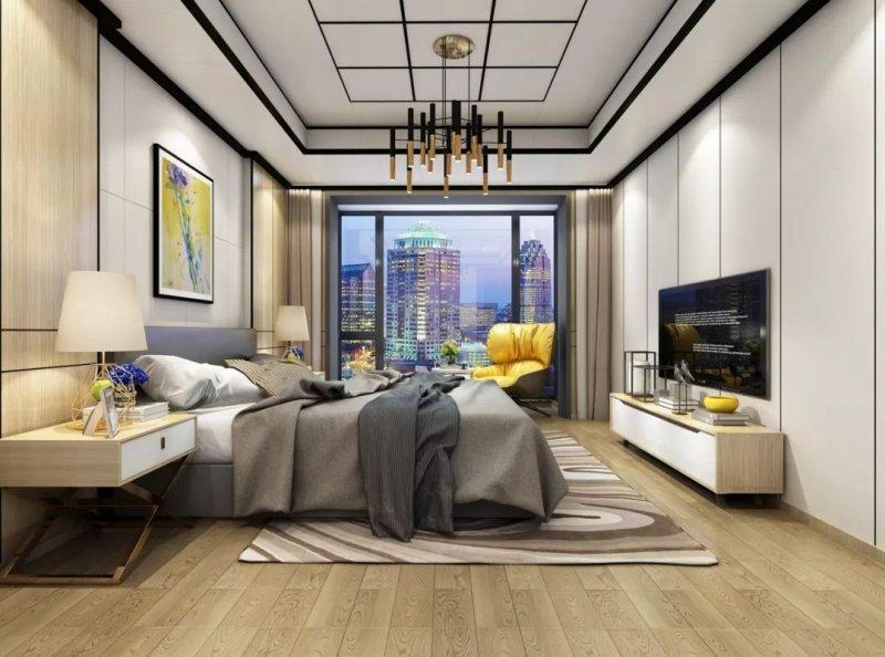 法狮龙客厅吊顶轻奢风装修效果图