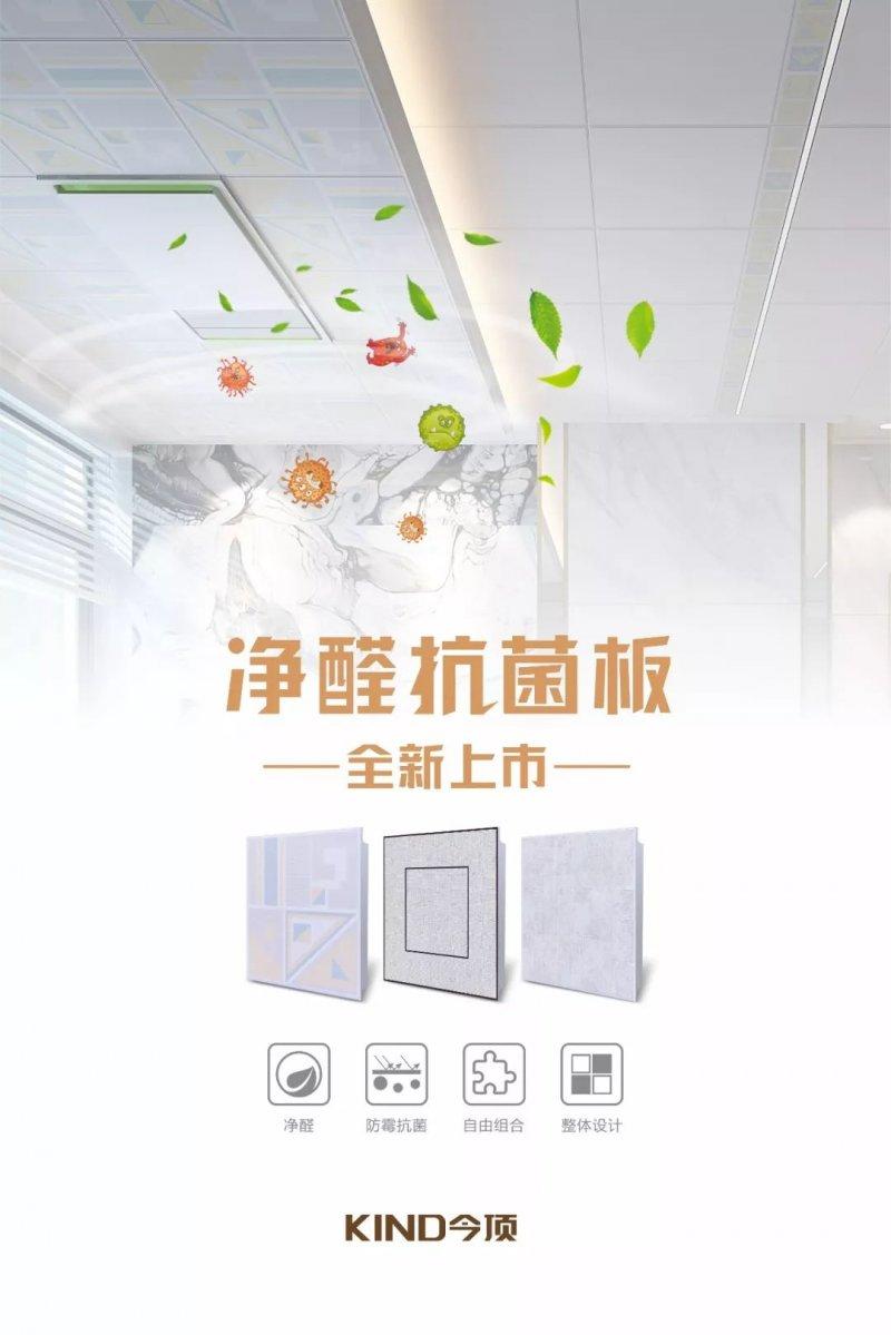 今顶净醛抗菌板系列产品及装修效果图_2