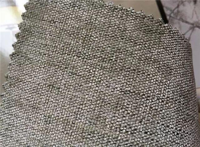 美房美邦壁纸图片 纱线无缝墙布效果图