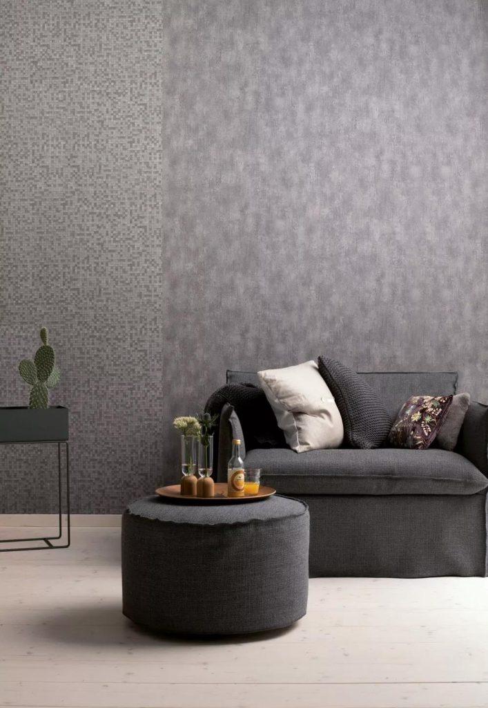 德国玛堡壁纸《黄金年代》轻奢风格墙布效果图