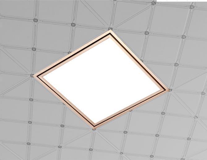 今顶吊顶图片 今顶吊顶铝扣板吊顶效果图