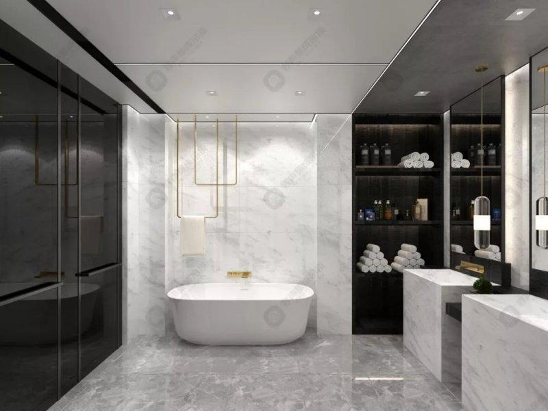 容声集成吊顶加盟产品 畅系列浴室暖霸装修效果图