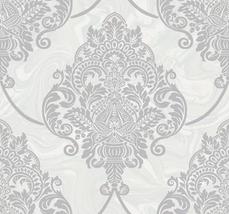布鲁斯特墙纸《卡萨布兰卡II》美式风格墙纸装修效果图