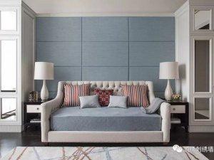 领绣刺绣墙布加盟产品 简约风格墙布装修效果图