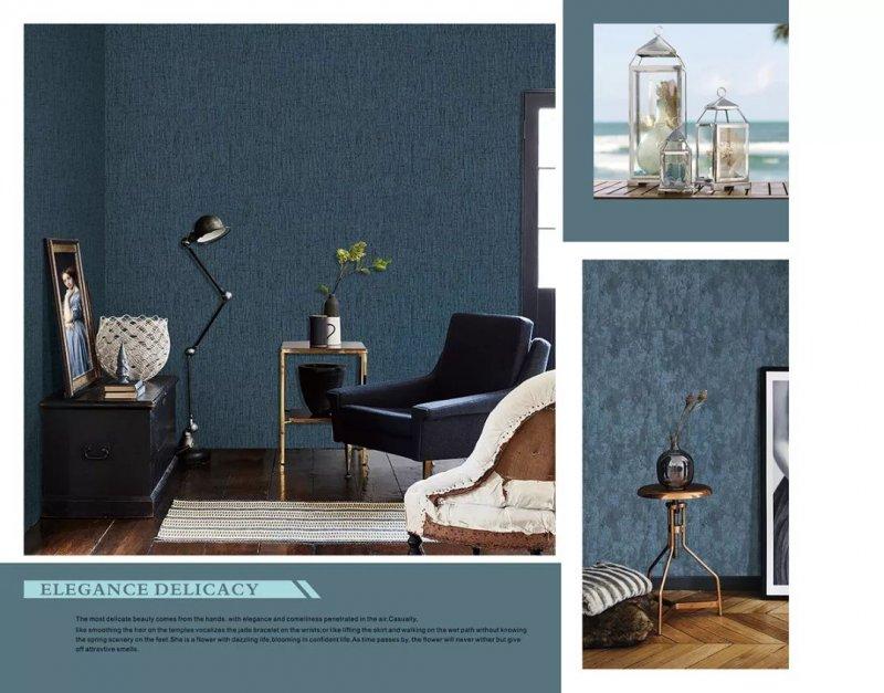 圣玛兰琪《16&19》 轻奢风格墙布装修效果图