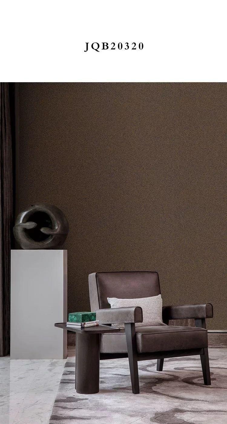 摩登野獸墻布《暮落》 現代風格墻布裝修效果圖