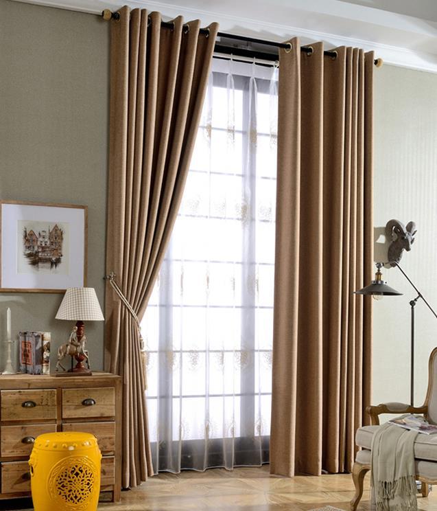 金蝉高端定制窗帘加盟产品 简约风格窗帘装修效果图