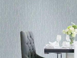 摩登野兽墙布《裂帛》 简约风格墙布装修效果图