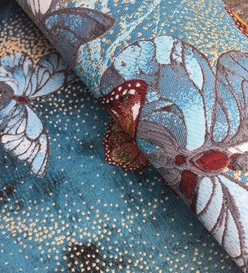 汇明提花墙布加盟产品 现代风格装饰画装修效果图
