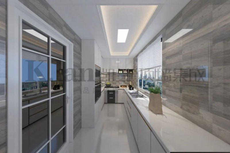 凯兰顶墙集成图片 厨房吊顶装修效果图