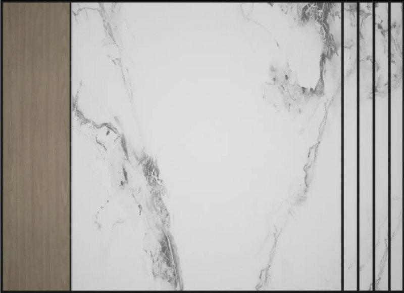 巴迪斯背景墙装修设计图片 现代简约风格装修效果图_12
