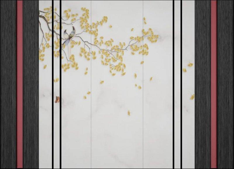 巴迪斯背景墙装修设计图片 现代简约风格装修效果图_4