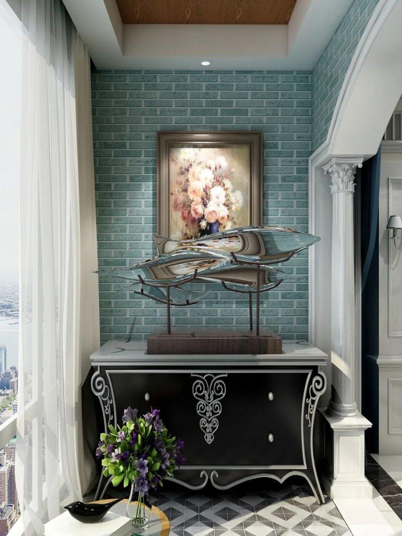 范雅壁纸家居设计图片 北欧风格装修效果图
