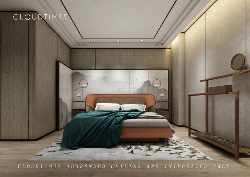 云时代全屋整装家居设计图片 新古典风格装修效果图_10