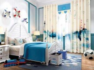 摩尔登窗帘装修图片 现代简约风格装修效果图