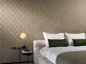 锡布鲁克墙纸软装搭配图片 欧式风格墙布装修效果图