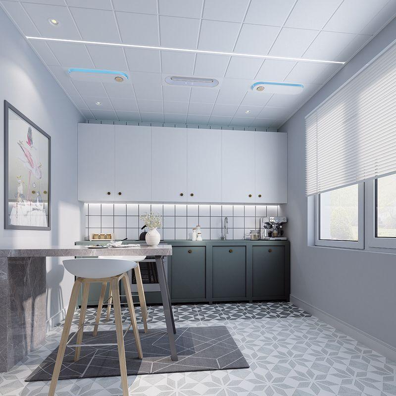 美尔凯特厨房专用空调系列天语装修效果图_5