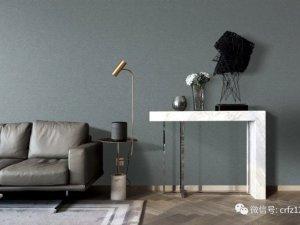 玉麒麟墙布系列图片 现代风装修效果图
