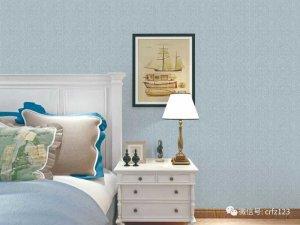 玉麒麟墙布系列图片 家居配色装修效果图