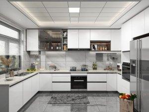 巴迪斯精工顶墙 厨卫空间金刚石产品效果图