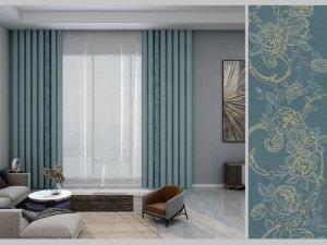 柔然壁纸系列图片 室内装修效果图