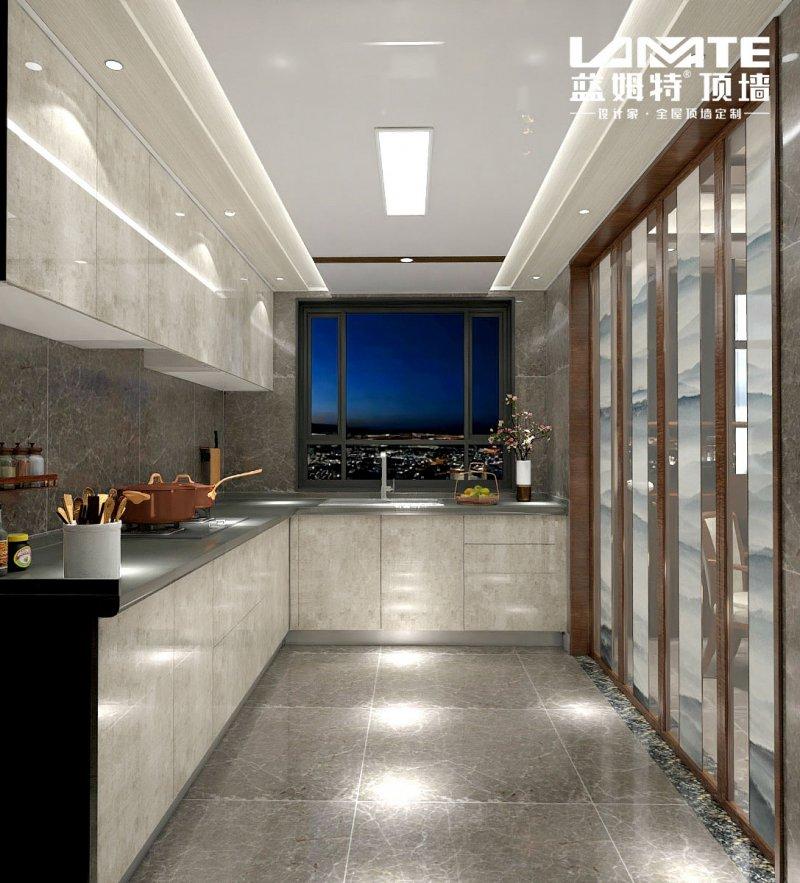 蓝姆特顶墙产品图片  厨房装修效果图_4